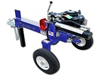15 Ton Brave Horizontal Log Splitter