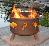 Wildlife Outdoor Fire Pit