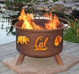 Cal Berkeley Patio Fire Pits