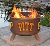 U of Pittsburgh Patio Fire Pits