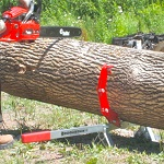 Woodchuck 5 in 1 Log Holder/Lifter Tool